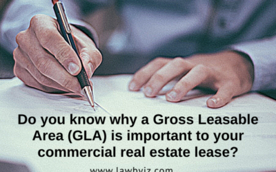 Gross Leasable Area (GLA) – Commercial Real Estate Terms