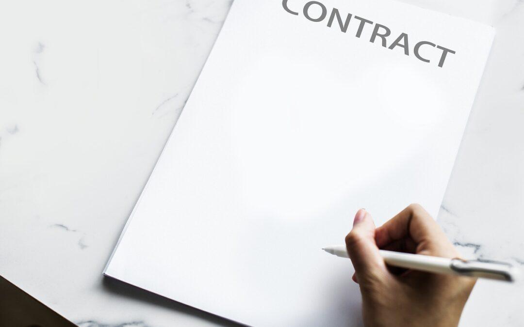 Tenants Need A Written Agreement